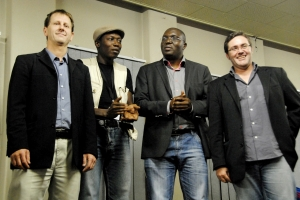 Awards winners 2012 FAIR Jhb
