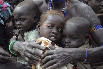 Jonglei residents