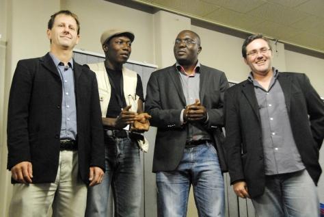 Awards 2012 group winners