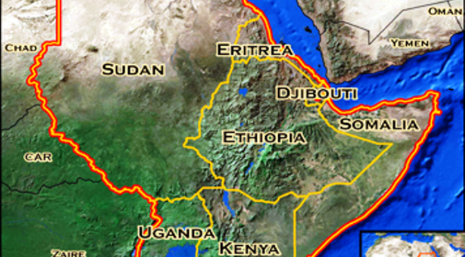Call for conference papers: War on Terror in East Africa