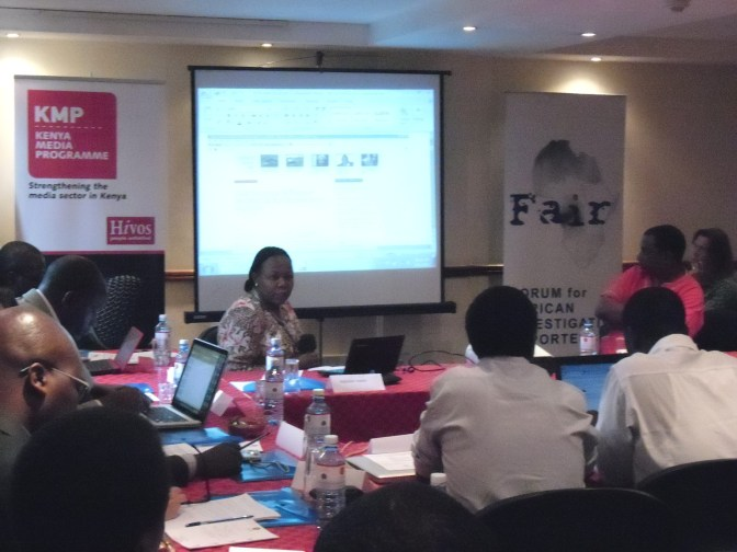East Africa Conference: Going beyond the veil of secrecy using public data