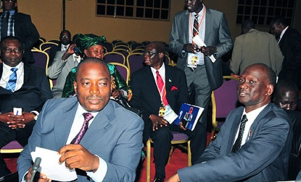 Regional Leaders Decide On Congo Crisis