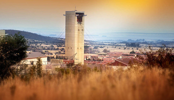 AngloGold mine charged with radioactive contamination