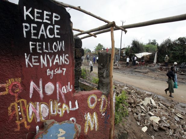 As Kenya votes, journalists must take precautions