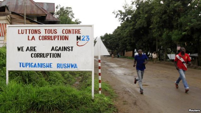 Getting Rich in Poverty-stricken Congo