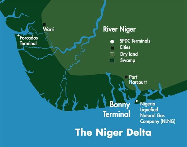 Nigeria Lost U.S.$1 Billion to Pipeline Shutdown in Seven Days