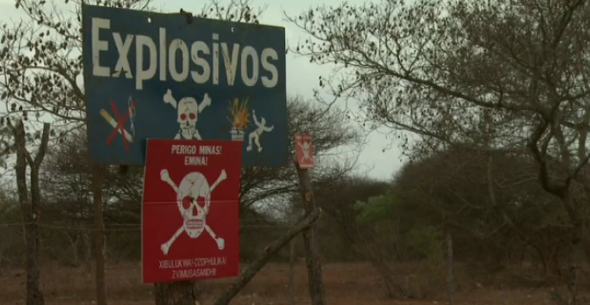 Mozambicans see echoes of civil war