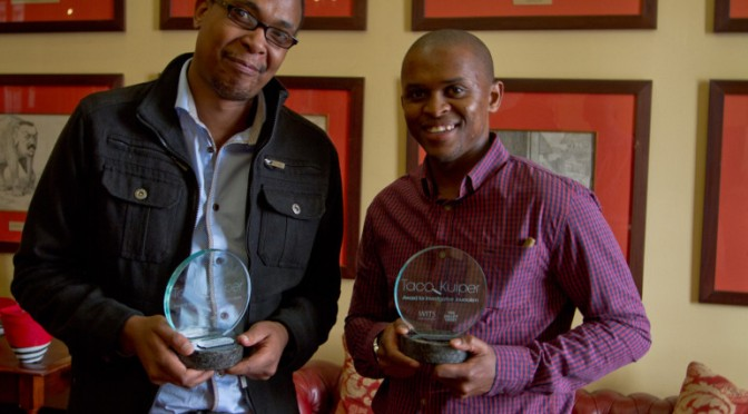 South African Awards Highlight World Class Reporting