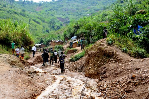 DRC: Taking The Conflict Out of Congo's Tin