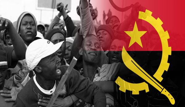 Angolans protesting disappearances attacked, detained