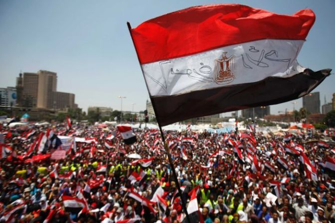 US tout democracy amid Egypt military coup