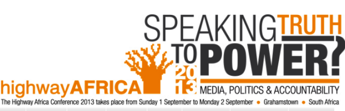 Highway Africa Conference and New Media Awards