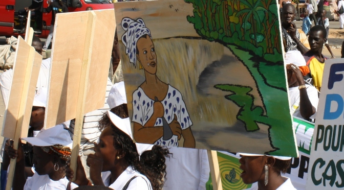 Investigating Women and Violence in Africa