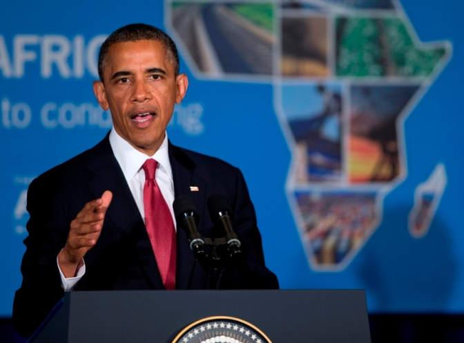 Obama Promises Africa 'Partnership of Equals'