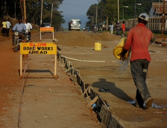 Infrastructure: Uganda's great Chinese expectations