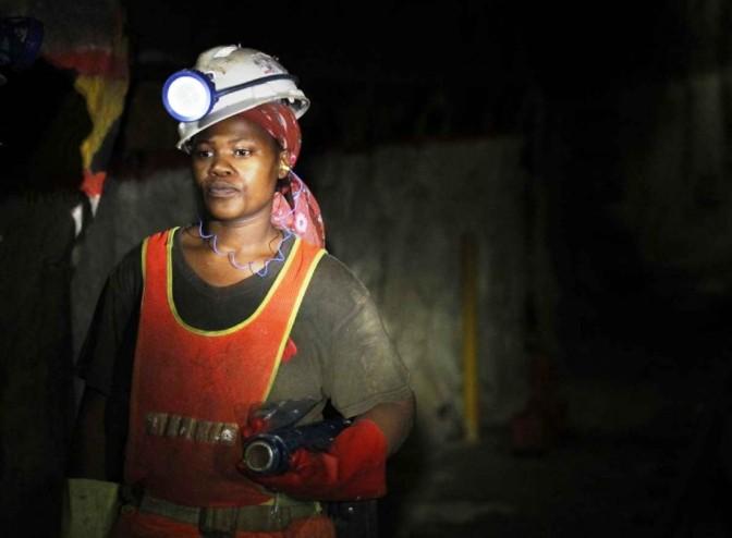 Mining while female: The perils of Marikana