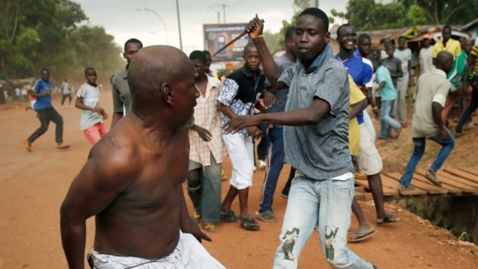 ICC launches Central Africa war crimes probe