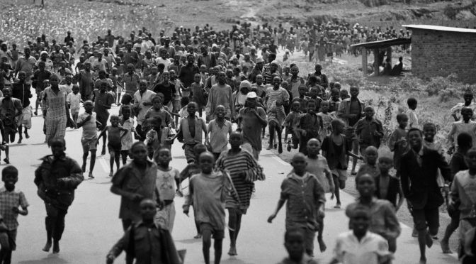 Rwandan media: The offender and victim of the genocide