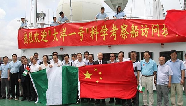 Working for China on Nigerian infrastructure