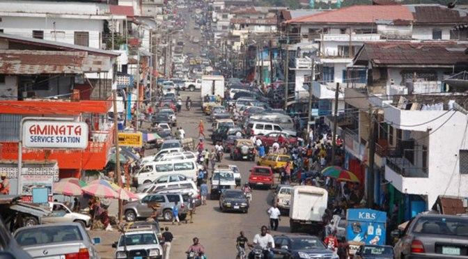 Liberia's Child Prostitutes